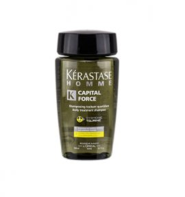 Kerastase Homme Capital Force Shampooing Densifying Effect - Шампунь для уплотнения волос (250 мл)