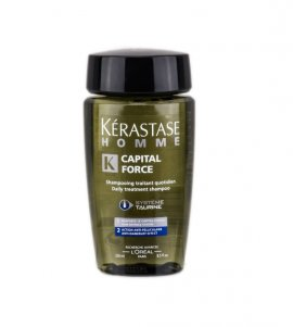 Kerastase Homme Capital Force Shampooing Anti-dandruff effect - Шампунь от перхоти (250 мл)